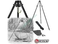 Carp fishing Cygnet weight tripod