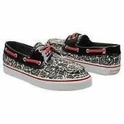 Womens Sperry Top Sider Black
