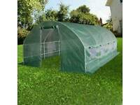 Brand new large polytunnel