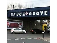 BRUCE GROVE TOTTENAM 3 BED HOUSE