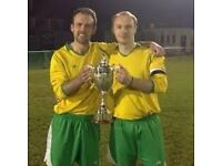 Mens football players wanted for Meon Valley league