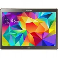 "Galaxy Tab-S 10.5"" 16GB Android 4.4 Tablette SM-T800 Samsung"