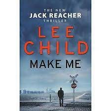 Lee Child Make Me paperback very good condition Walkerville Walkerville Area Preview