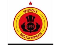Rossvale Girls FC (Bishopbriggs) - Recruiting Players for Under 15's Team