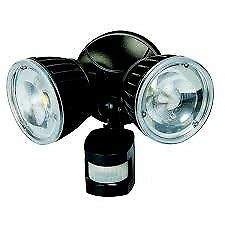 Nightwatcher Twin LED outdoor security light