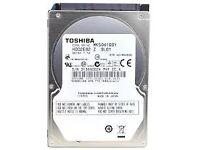 Toshiba MK5061GSY 500 GB HDD.