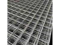 Metal mesh/ plastic sheets