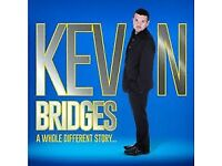 x2 tickets - Kevin Bridges Live at Eventim Apollo, Saturday 08/09/18