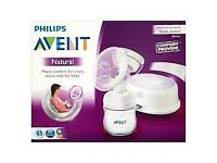 Philips Avent Natural Breast Pump Single Electric