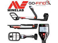minelab go find .metal detector