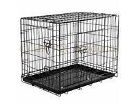New large dog cage