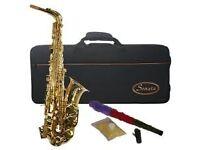 Alto Saxophone - with case. Sonato