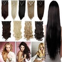 Professional hair extension service