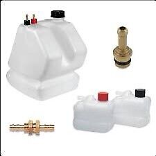 Lf a between the legs fuel tank for go kart