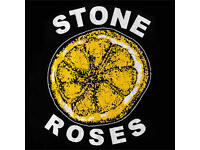 IN HAND!!! 9 x Stone Roses tickets Standing Sat 18th June. Hotel Rooms Available Manchester centre