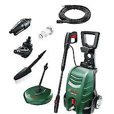 BOSCH AQT 35-12 COMBI HIGH PRESSURE WASHER CLEANER GARDEN PATIO CAR PACKAGE NEW IN BOX