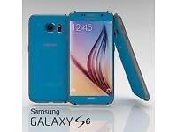 Samsung Galaxy S6 32GB - Blue - Unlocked - Buy with confidence
