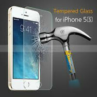 iPhone 5/5C/5S Tempered Glass Screen Protector