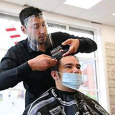 Pakistani Barber need