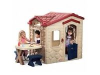brand New Little Tikes house