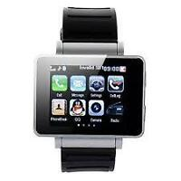 cellular phone watch, unlocked,New, make calls,txt email