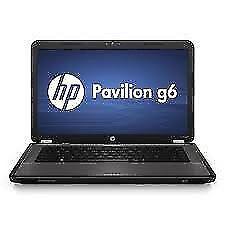 PROFESSIONALLY REFURBISHED HP PAVILION G6 4GB RAM 160GB HDD DUAL CORE HDMI OFFICE 6 MNTH WRNTY