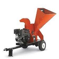 Wanted to borrow / rent - wood chipper