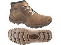 Men's size 10 Caterpillar boots