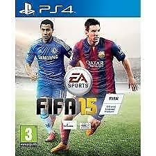 Fifa 15 (ps4 tweedehands game)