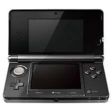 OPEN TO OFFERS! 3DS Cosmos Black with Pokemon Sun (No box)