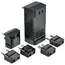 Insignia NS-MTC1875-C Travel Adapter Set (Open Box)