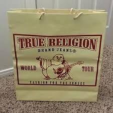 Brand new women's True Religion jeans with tags and retail bag! Edmonton Edmonton Area image 1