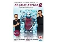 An Idiot Abroad 2 starring Karl Pilkington and Ricky Gervais. Hilariously funny.