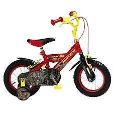 Nearlly new bike