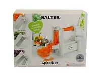 Spiralizer - Salter - let's go healthy