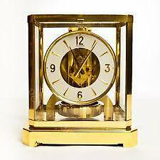 Perpetual motion clock ebay for Jaeger lecoultre kinetic