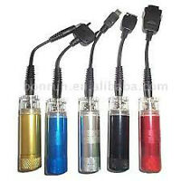 AA Battery Powered Emergency Mobile Phone Charger