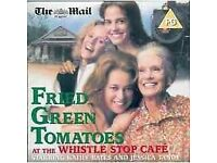 Fried Green Tomatoes DVD Promo The Mail On Sunday Jessica Tandy Kathy Bates