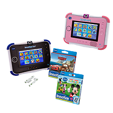 Vtech Innotab 3S Battery Pack and Two Games