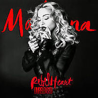 RED A -Madonna Commemorative VIP ticket (by FAN CLUB VIP NATION)
