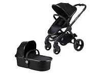 iCandy Peach Double Pushchair with Carrycot