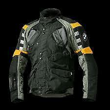 Armored Leather Motorcycle Jacket >> Mens BMW Motorcycle Jacket | eBay