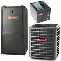 Get a Brand New Furnace FREE for this winter. No Credit check!!!