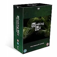 Breaking Bad Complete 6 series boxset