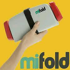 Brand New Boxed Mifold Grab and Go Car Booster Seat