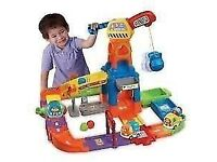 Vtech toot drivers construction site cars toy