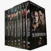 Supernatural Season 1-5