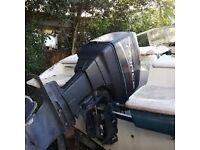 Mercury force 120 hp outboard