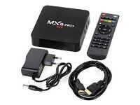 tv box mxq pro 4k ultra hd 64 bit nt skybox