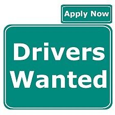 VAN DRIVER REQUIRED IN ILFORD OR BARKING AREAS